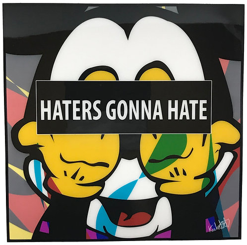 Mickey -- Haters Gonna Hate