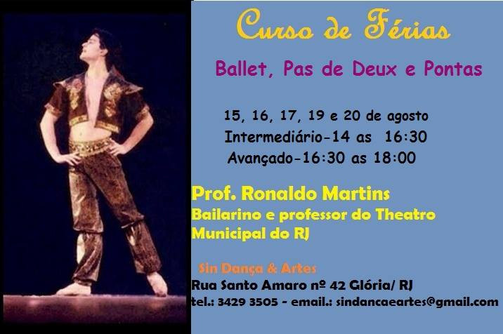 curso de ferias ballet