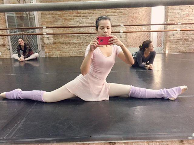 ballet adulto Thiana Calmon