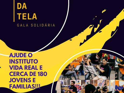 Gala Solidária - Além da Tela
