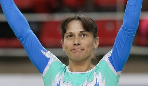 Oksana Chusovitina - a ginasta que nos emocionou
