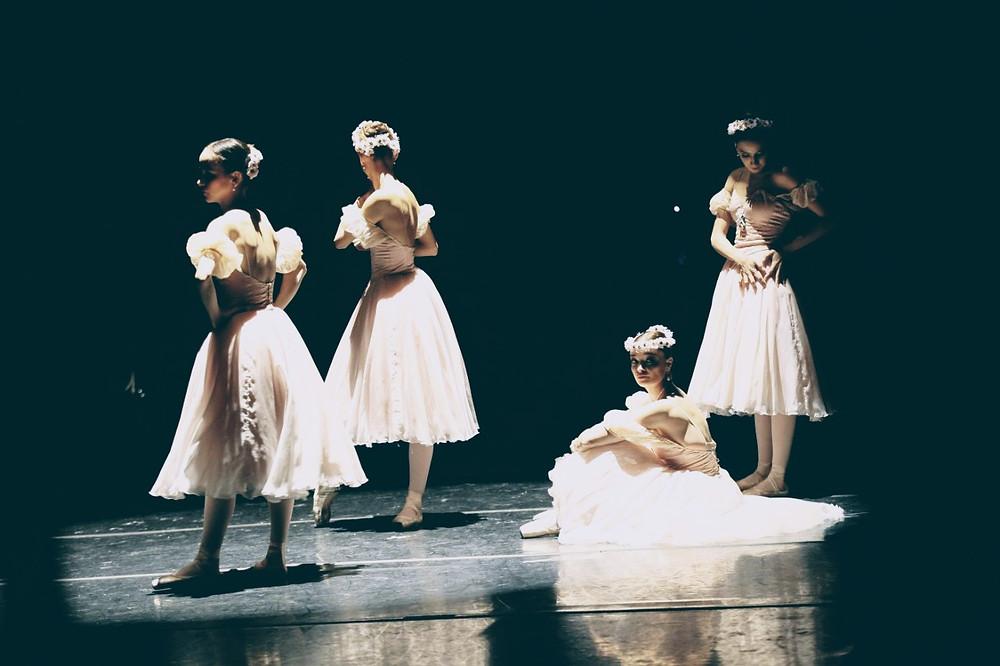 ballet do meio dia
