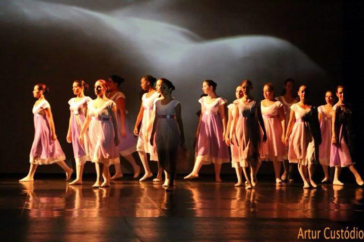 apresentação ballet adulto