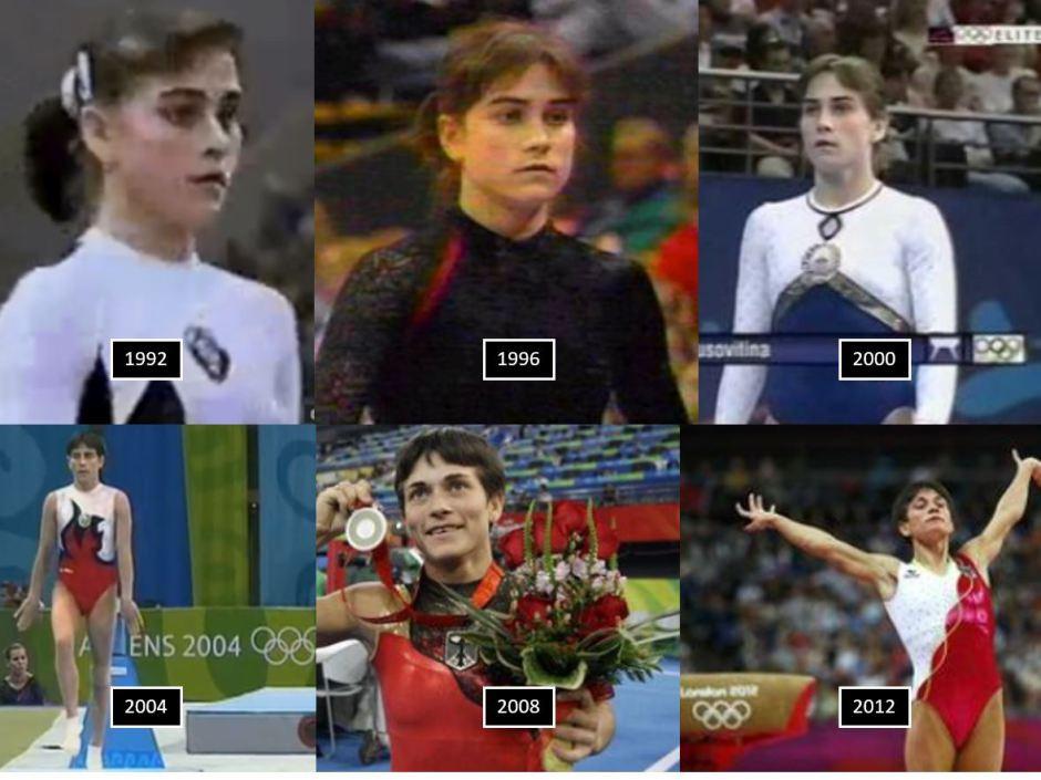 oksana olimpiadas