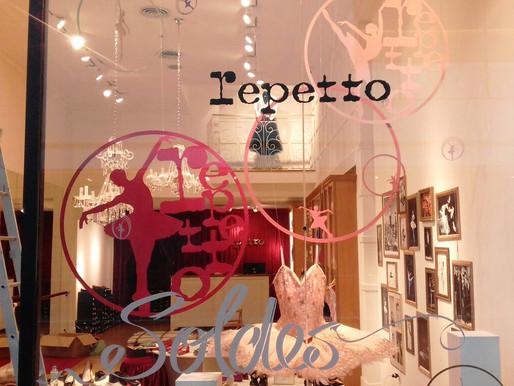 """Repetto Paris - Aula de Ballet e abertura de Exposição """"O Figurino dos Sonhos"""""""