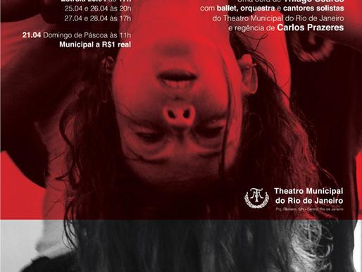 """Ballet """"Be-Marche: Noites de Berlioz"""" - Theatro Municipal do Rio de Janeiro"""