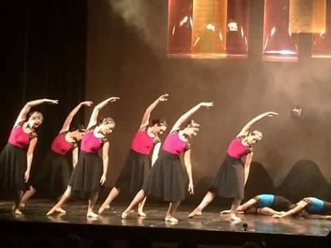 A melhor turma de ballet