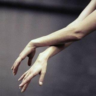 Mãos bailarina
