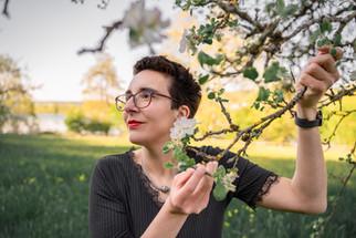 Portraitshooting sash infinity photoart