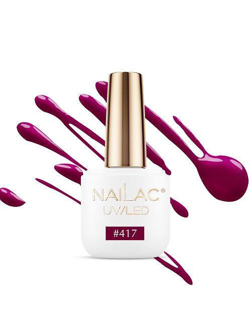#417 Hybrid polish NaiLac 7ml