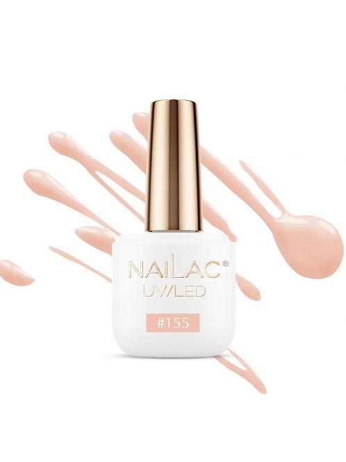 # 155 Gel vernis NaiLac 7ml
