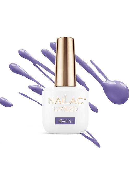 #415 Hybrid polish NaiLac 7ml