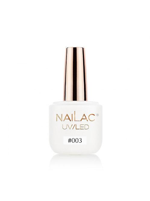 #003 Top hybride - No Wipe NaiLac 7ml