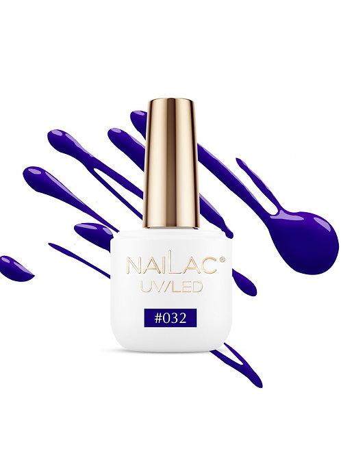 # 032 Vernis à ongles hybride NaiLac 7ml