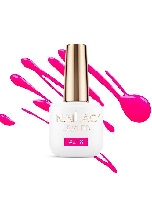 # 218 Vernis à ongles hybride NaiLac 7ml