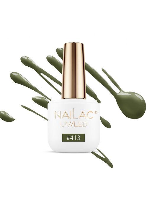#413 Hybrid polish NaiLac 7ml