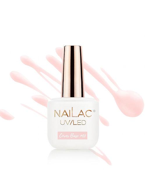 Cover Base #01 NaiLac 7ml
