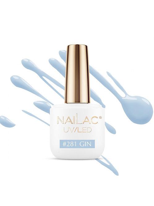 # 281 GIN NaiLac 7ml