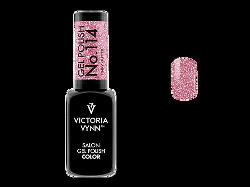 114 - Pinky Glitter