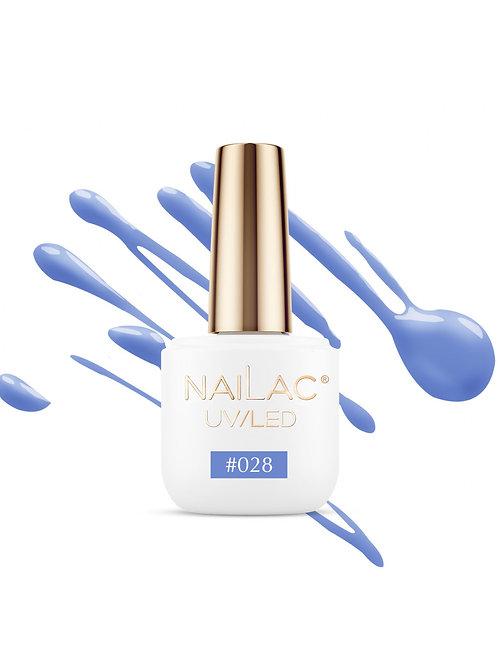 # 028 Vernis à ongles hybride NaiLac 7ml