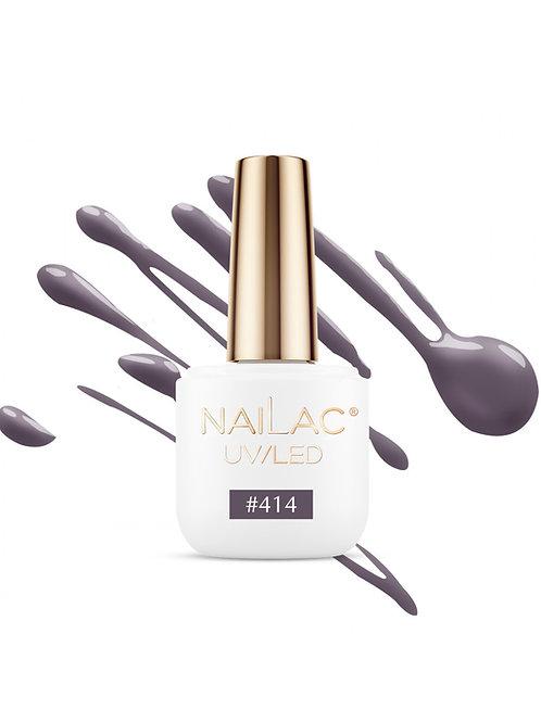 #414 Hybrid polish NaiLac 7ml