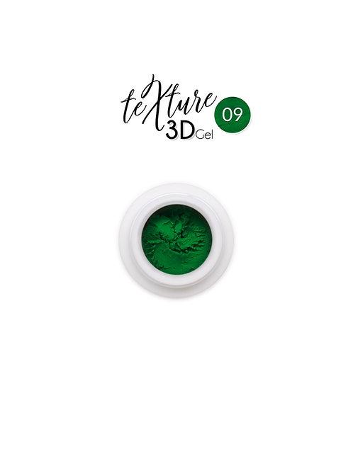 TeXture 3D Gel # 09