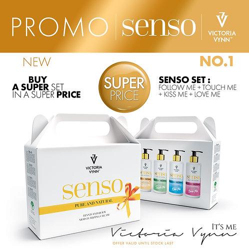 Senso Set 4x250ml