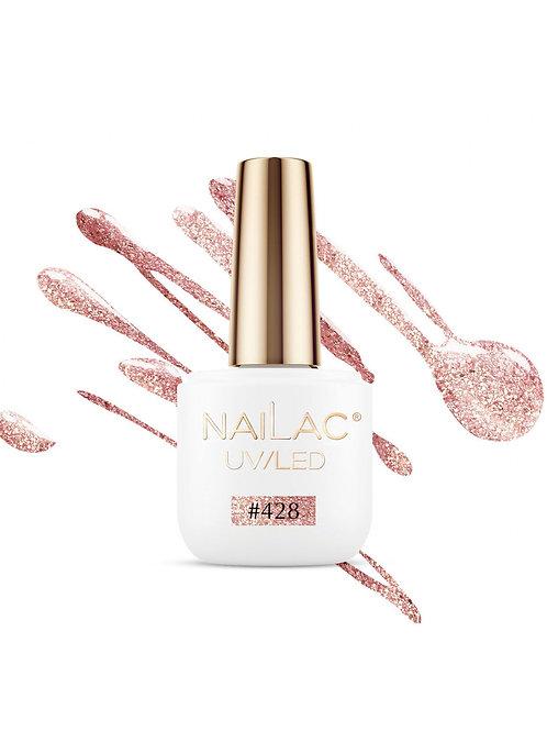 #428 Hybrid polish NaiLac 7ml