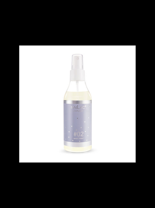 Mist NaiLac #02 Perfume Body Mist 200ml