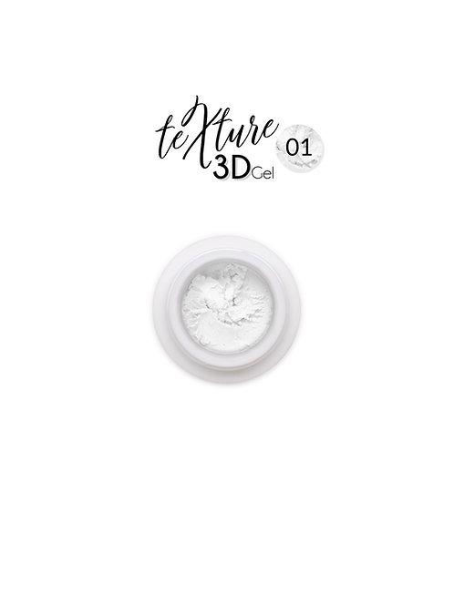 TeXture 3D Gel # 01