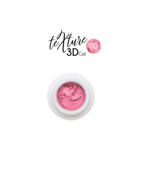 TeXture 3D Gel # 03