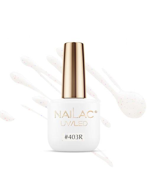 #403R Rubber nail polish NaiLac 7ml