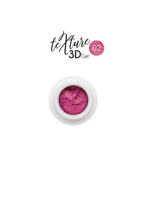 TeXture 3D Gel # 02