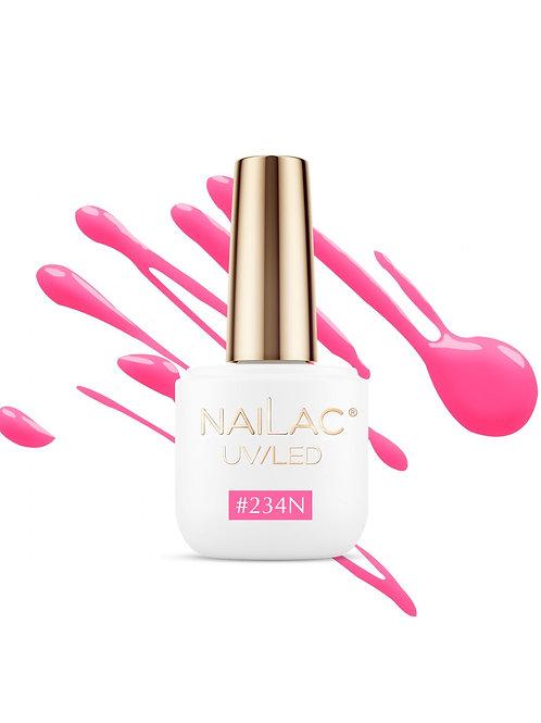 # 234N Vernis à ongles hybride NaiLac 7ml