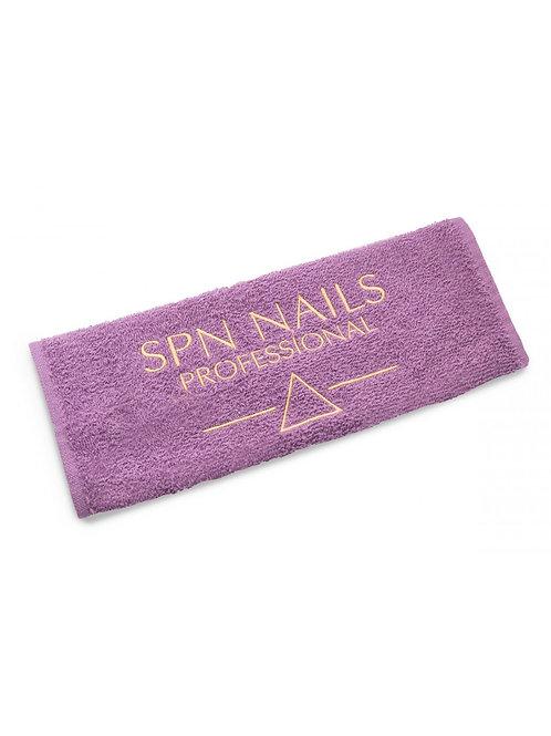 Serviette SPN Nails - chiné