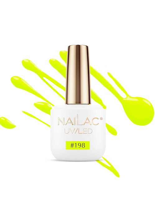 # 198 Vernis à ongles hybride NaiLac 7ml