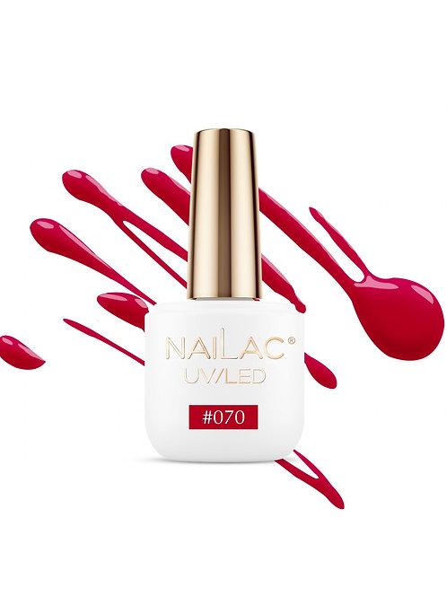 # 070 Vernis à ongles hybride NaiLac 7ml