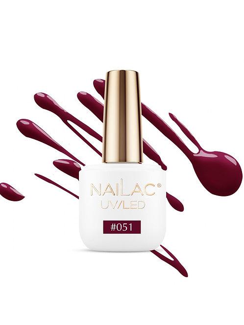 # 052 Vernis à ongles hybride NaiLac 7ml