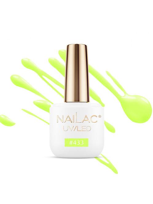 # 433 Vernis hybride NaiLac 7ml