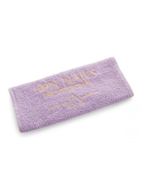 Serviette SPN Nails - violet