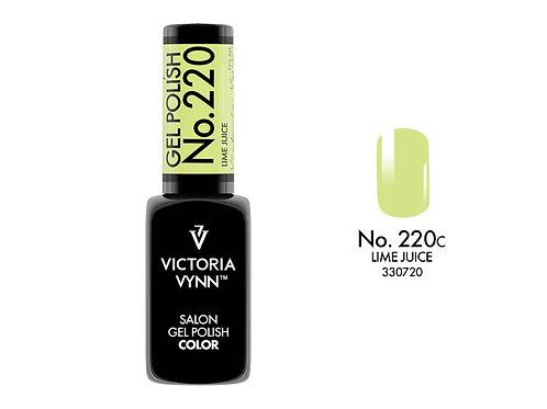 220 - Lime juice