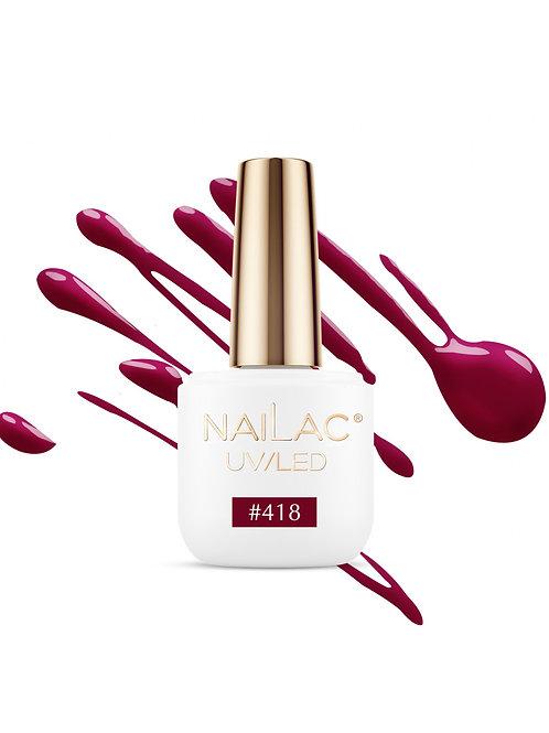 #418 Hybrid polish NaiLac 7ml