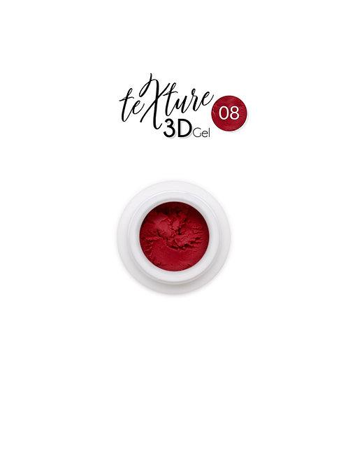 TeXture 3D Gel # 08
