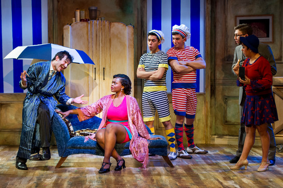The Drowsy Chaperone - Pace University