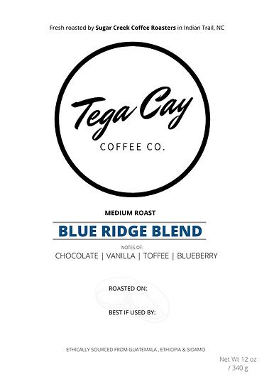 Blue Ridge Blend - Medium Blend