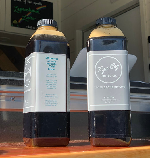 Cold Brew Concentrates