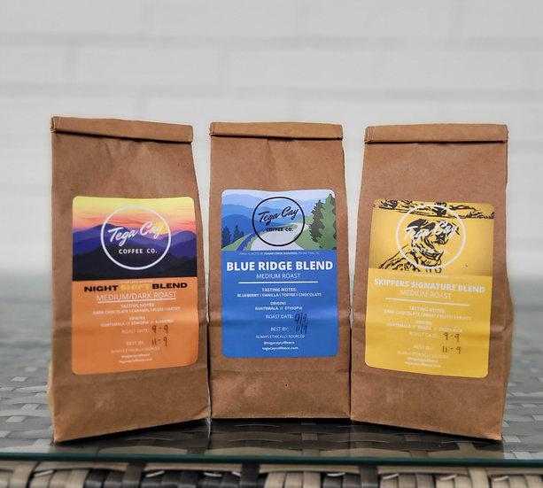 8 Oz Bagged Coffee