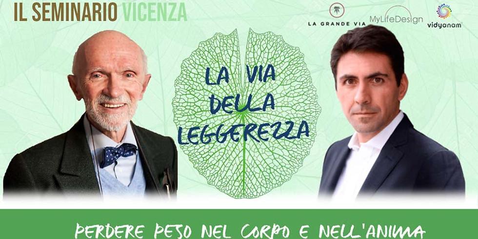 La Via della Leggerezza con Dott. Berrino e Daniel Lumera