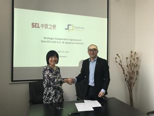 Partnership on China Entry Full Solution