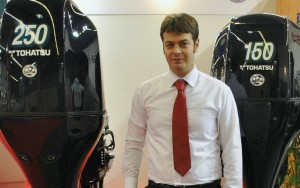 Andrea Angelone, nuovo Chief Sales Officer Tohatsu